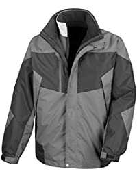 Result Herren 3-in-1 Aspen Performance-Jacke / Multifunktionsjacke, wasserdicht, winddicht, atmungsaktiv