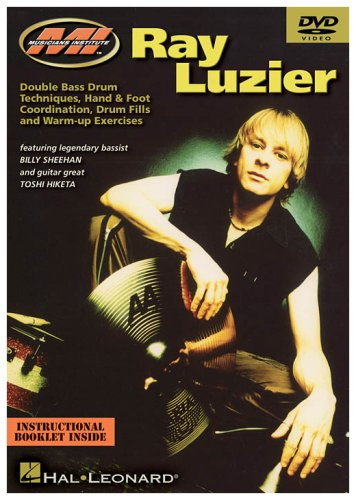Preisvergleich Produktbild Ray Luzier - Double Bass Drum Techniques [2005] [UK Import]