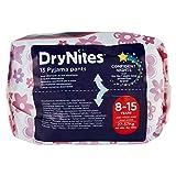 Drynites hochabsorbierende Pyjama Unterhosen, für Mädchen, Jumbo 8-15 Jahre, 2er Pack ( 2 x 13 Stück ) Vergleich