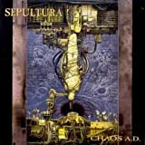 Chaos A.D. by Sepultura (2008-01-01)