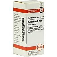 BELLADONNA D200 10g Globuli PZN:2111264 preisvergleich bei billige-tabletten.eu