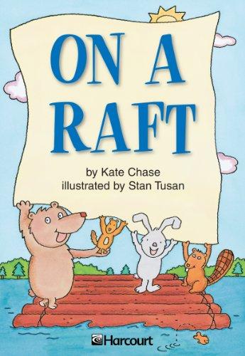 On a Raft por Kate Chase