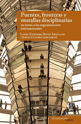 Puentes, fronteras y murallas disciplinarias en torno a las organizaciones internacionales (Investigación e ideas nº 9)