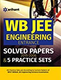 WB JEE Engineering Entrance Solved Papers (2015-2006) & 5 Practice Sets