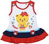 Amy Baby Girls Dress (765_BLUE, Red, 12-...