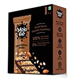 MojoBar Snack Bar, Choco Almond and Protein, 192g, (Pack of 6)