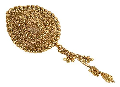 MUCHMORE Mädchen South Gold Ton Haar Pin Haar Clip Haar