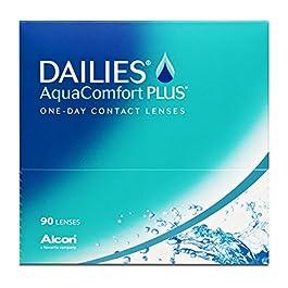 Alcon Dailies Aqua Comfort Plus (90), 8.7, -3
