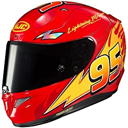 Hjc Helmets Rpha-11Pro Lightning McQueen-Casque de moto intégral