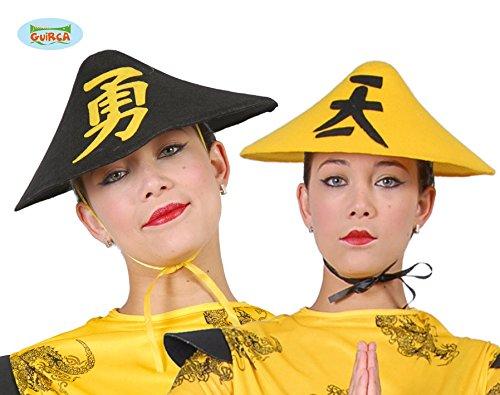 Fiestas Guirca GUI13529 - verschiedene chinesische Hüte aus Filz