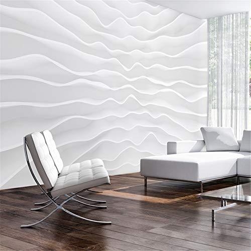 WEMUR Masar Martha - 1M2 Deutschland Importierte Tapete Nordic Minimalistische Kreative Moderne Stil Hintergrund Wandmalerei, 430X300 CM (169.3 Von 118,1 In) - Importierte Bettwäsche