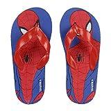 Marvel Spider-Man 2300002982 Zehentrenner, Flip Flops Top, Jungen (32/33)