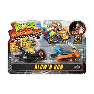 Toy Partner- Bugs racings Juguete, Coches, Multicolor (09150)