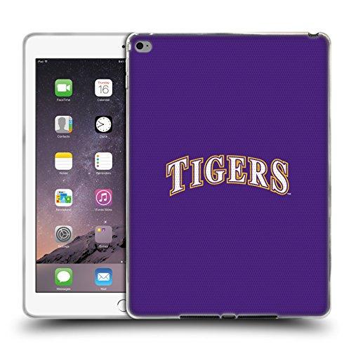 Head Case Designs Offizielle Louisiana State University LSU Baseball-Jersey Soft Gel Hülle für iPad Air 2 (2014)