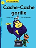 Cache-Cache gorille (Milan poussin) (French Edition)