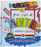 El gran libro de arte y manualidades