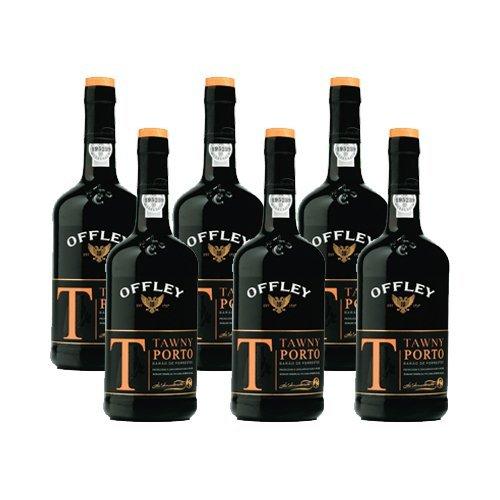 Portwein Offley Tawny - Dessertwein- 6 Flaschen