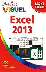Poche Visuel Excel 2013, Maxi Volume
