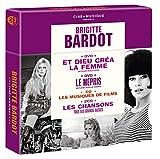 Brigitte Bardot Ciné Musique [Coffret 3CD+2DVD]