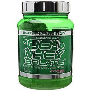 Scitec Nutrition 100% Whey Isolate Powder - 700g, Strawberry