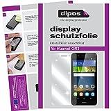 dipos I 6X Schutzfolie klar passend für Huawei GR3 Folie Displayschutzfolie