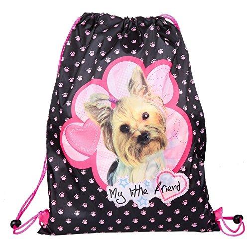 Maxi & Mini–My Little Friend Mein kleines Freund Hund Yorkshire Tasche Schwimmbad-Schule Sport ()