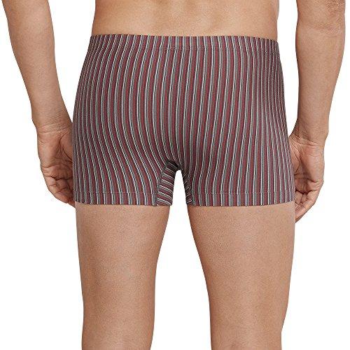 Schiesser Herren Boxershorts Essentials Shorts Rot (Rot 500)