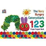 Very Hungry Caterpillar Finger Puppet Book: 123 Counting Book (The Very Hungry Caterpillar)