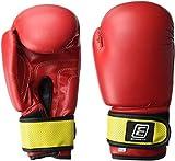 ENERGETICS Boxhandschuhe TN Rot/Gelb, 8 oz