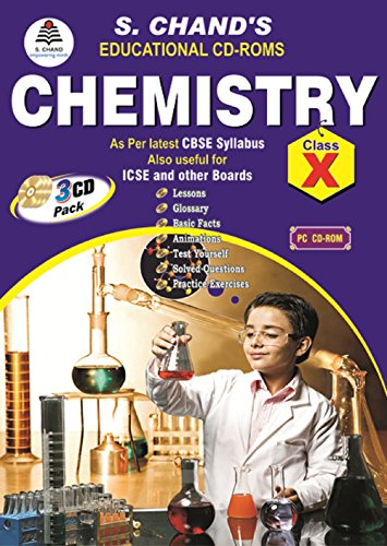CHEMISTRY CD FOR 10TH CLASS
