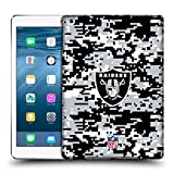 Head Case Designs Offizielle NFL Digitales Camouflage 2018/19 Oakland Raiders Ruckseite Hülle für iPad Air (2013)