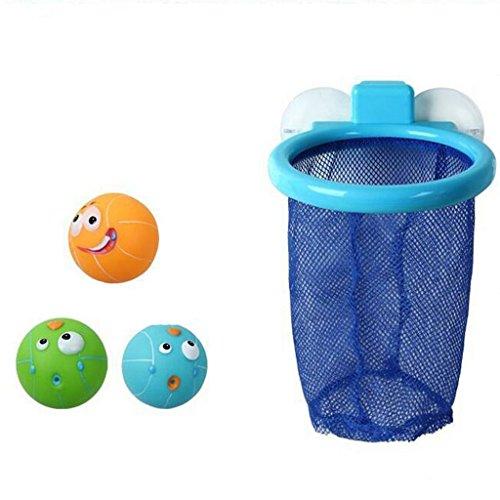 Basketball Spielzeug Baby (PRIMI Badezimmer Pool Zubehör Baby Baden Spray Wasser Basketball Shooting Spielzeug)
