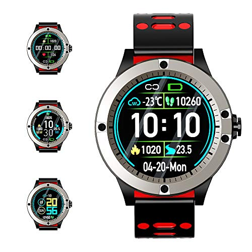 MOTOK Smartwatch Android iOS Orologio Fitness Tracker Uomo Donna Smart...