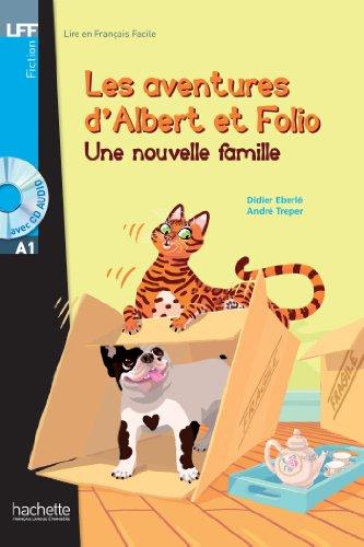 Les Aventures D Albert Et Folio Une Nouvelle Famille