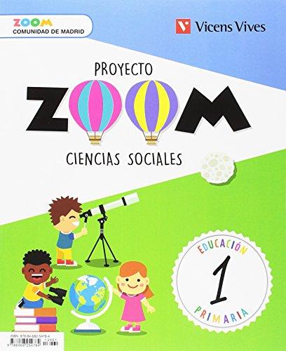 CIENCIAS SOCIALES 1 MADRID+ ACT BIENVENIDA ZOOM