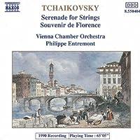 Tchaikovsky: Serenade For Strings / Souvenir De Florence