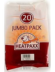 HeatPaxx Fußwärmer JumboPack a 20 Paar