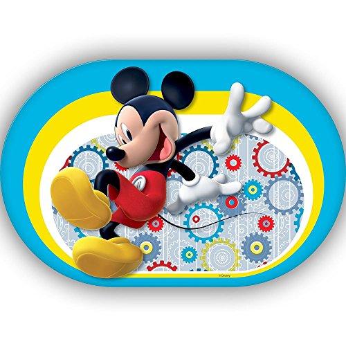 TW24 Platzdecken - Disney - Platzdecke für Kinder - Platzdeckchen mit Motivauswahl (Mickey Mouse Clubhouse)