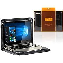 NAVITECH Laptop Bolsa Noir Voyager Toshiba Satellite Radius 12