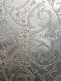 TageBuch - Silver Ornament: Genug Platz für dein Leben -