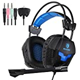 Sades SA921 Game Headphones with Mic Gaming Headset - Best Reviews Guide