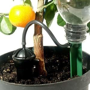 iriso bew sserung spike die automatische pflanzenbew sserung f r haus und garten. Black Bedroom Furniture Sets. Home Design Ideas
