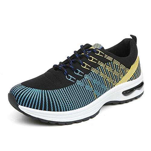 Men's Breathable Athletic Trainers Shoes lan se