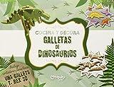 Cocina y Decora Galletas Dinosaurios