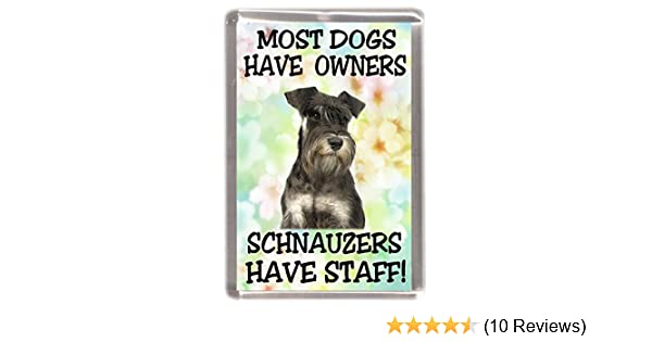 "Chihuahua Longcoat Dog Fridge Magnet /""Greatest Landscape Gardener/"" by Starprint"
