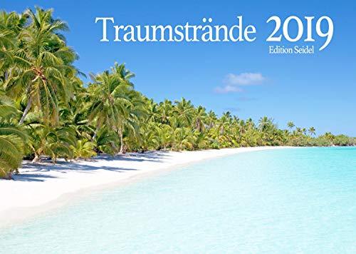 Edition Seidel Traumstrände Premium Kalender 2019 DIN A3 Wandkalender Meer Inseln Strand -