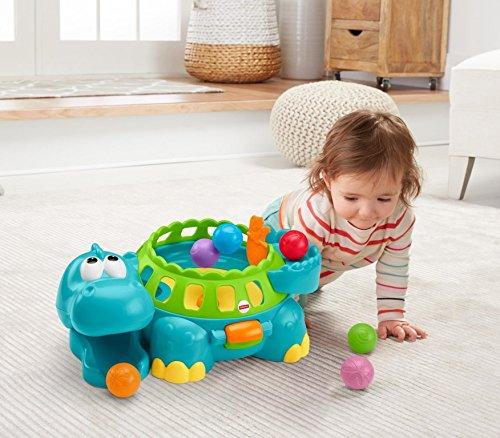 Imagen 28 de Fisher-price Go Baby Go Poppity Pop Musical Dino