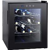 Syntrox Germany 16 Flaschen Digitaler Getränkekühlschrank Weinkühlschrank