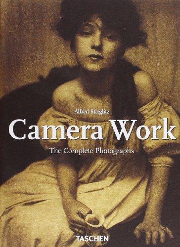 Bu-Stieglitz. Camera Work -Italien, Espagnol, Portugais por Collectif