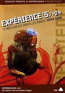 Experiences 04 - Némo Film Festival 2008 ( S.I.T.E. / Energie! / Berni's Doll / Strata #1 / Magnetic Movie / Ark / Musicotherapie / Josie's Lalaland / Things Fall Apart / Pika Pika 2007 / Wingbeats / Masque / Sanitkasan / Terminus ) ( SITE